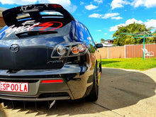 Load image into Gallery viewer, Mazda 3 BK MPS Rear Wing Extension