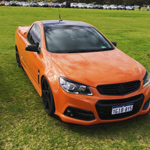 Load image into Gallery viewer, Holden Commodore VF Front Splitter (Small)