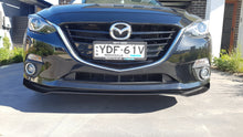 Load image into Gallery viewer, Mazda 3 BM/BN Front Splitter