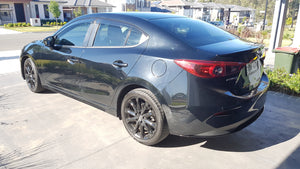 Mazda 3 MB/BN Rear Lip