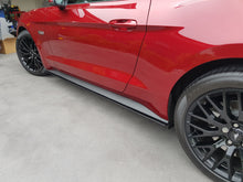 Load image into Gallery viewer, Ford Mustang Side Skirt Extensions