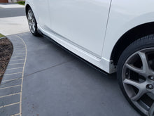 Load image into Gallery viewer, Mazda 3 BL Side Skirt Extensions