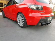 Load image into Gallery viewer, Mazda 3 BK MPS Rear Diffuser