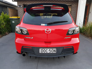 Mazda 3 BK MPS Rear Pods