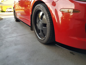 Mazda 6 MPS Side Skirt Extensions
