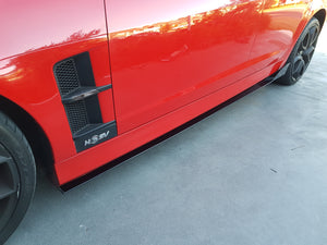 HSV E-Series Side Skirt Extensions