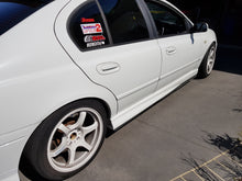 Load image into Gallery viewer, Ford Falcon BA/BF Side Skirt Extensions