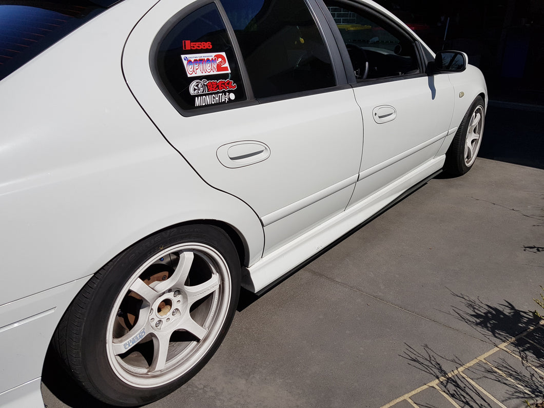 Ford Falcon BA/BF Side Skirt Extensions