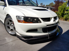 Load image into Gallery viewer, Mitsubishi Evo 8 Front Splitter