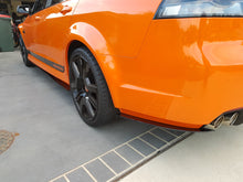 Load image into Gallery viewer, Holden Commodore VE Side Skirt Extensions