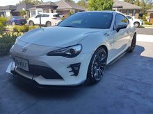 Load image into Gallery viewer, Toyota GT86 Front Splitter (Post-Facelift)