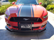 Load image into Gallery viewer, Ford Mustang Front Splitter