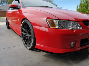 Holden Commodore VY/VZ Side Skirt Extensions