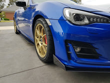 Load image into Gallery viewer, Subaru BRZ Side Skirt Extensions