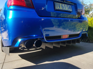 Subaru WRX Sedan (Widebody) Rear Diffuser