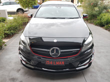 Load image into Gallery viewer, Mercedes A45 AMG Front Splitter