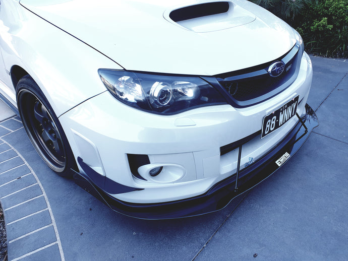 Subaru Impreza 'Widebody' Front Splitter
