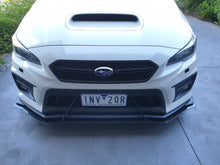 Load image into Gallery viewer, Subaru WRX 2019 Lip Front Splitter