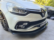 Load image into Gallery viewer, Renault Clio RS Front Splitter