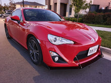Load image into Gallery viewer, Toyota GT86 Front Splitter (Pre-Facelift)