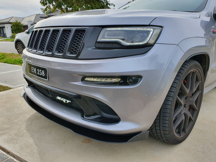 Jeep SRT Front Splitter