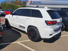 Load image into Gallery viewer, Jeep SRT Side Skirt Extensions