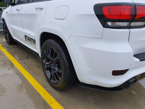 Jeep SRT Side Skirt Extensions