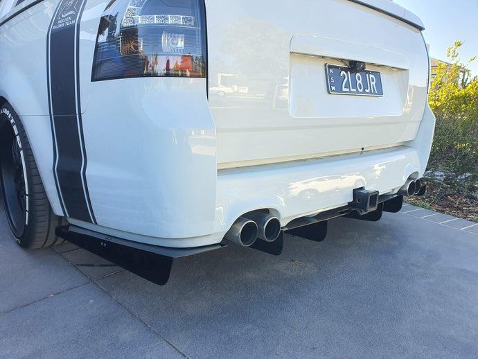 Holden Commodore VE Ute Rear Diffuser