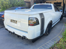 Load image into Gallery viewer, Holden Commodore VE Ute Rear Diffuser