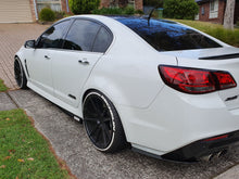 Load image into Gallery viewer, Holden Commodore VF Side Skirt Extensions