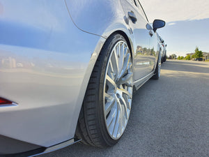 Audi A3 Side Skirt Extensions