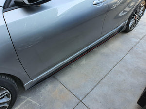 Kia Cerato GT Side Skirt Extensions
