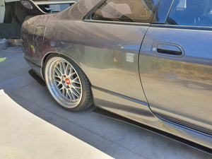 Nissan Skyline R33 Side Skirt Extensions