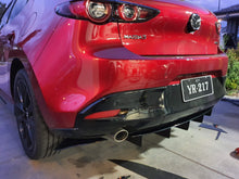 Load image into Gallery viewer, Mazda 3 BP Rear Diffuser