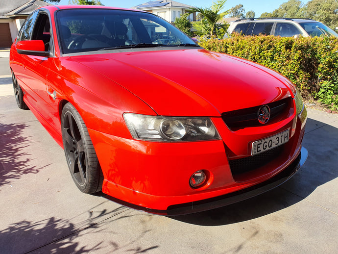 Holden Commodore VY/VZ Front Splitter