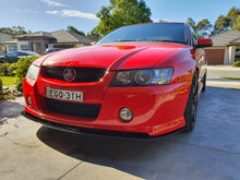 Load image into Gallery viewer, Holden Commodore VY/VZ Front Splitter