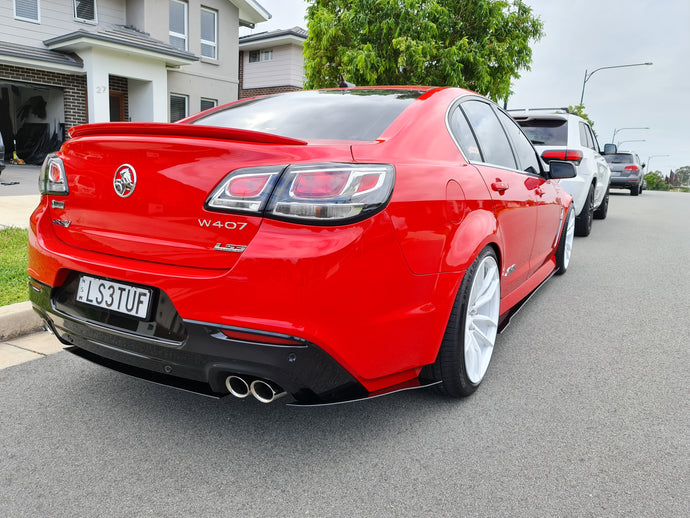 Holden Commodore VF Rear Splitter