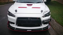 Load image into Gallery viewer, Mitsubishi CJ Lancer Front Splitter