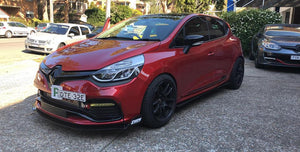 Renault Clio RS Side Skirt Extensions