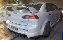 Load image into Gallery viewer, Mitsubishi CJ Ralliart Rear Diffuser