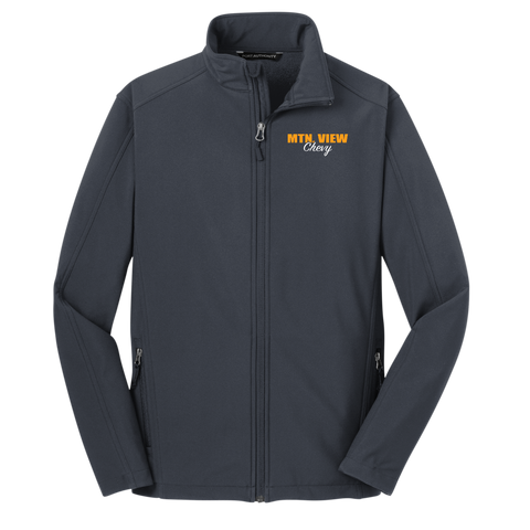 21 - MENS SOFT SHELL JACKET - CHEVY