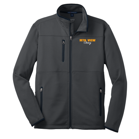 22 - PIQUE FLEECE JACKET - CHEVY