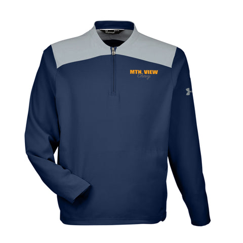 UA Men's Quarter-Zip Pullover - CHEVY