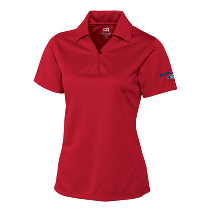 7907 Ladies S/S Cutter & Buck® Polo-Ford