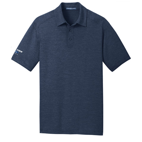 Digi Heather Performance Polo-Ford
