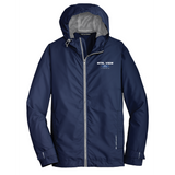 Seam-Sealed Rain Slicker-FORD