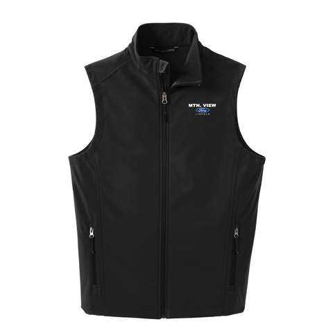 SOFT SHELL VEST - FORD