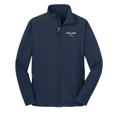 MENS SOFT SHELL JACKET - FORD