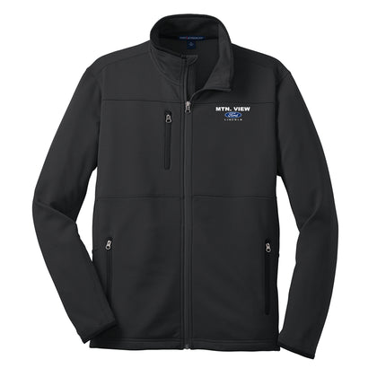 22 - PIQUE FLEECE JACKET - FORD
