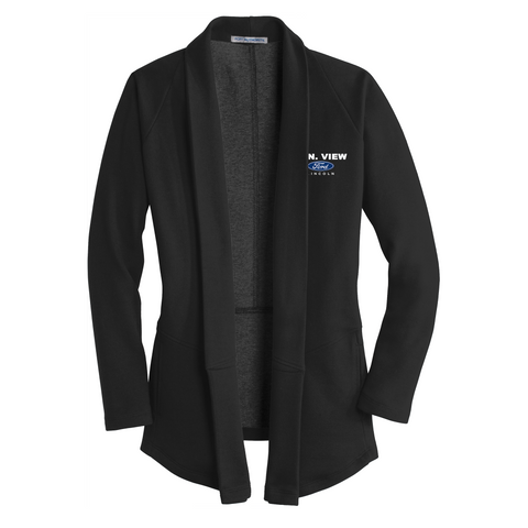 Interlock Cardigan-FORD